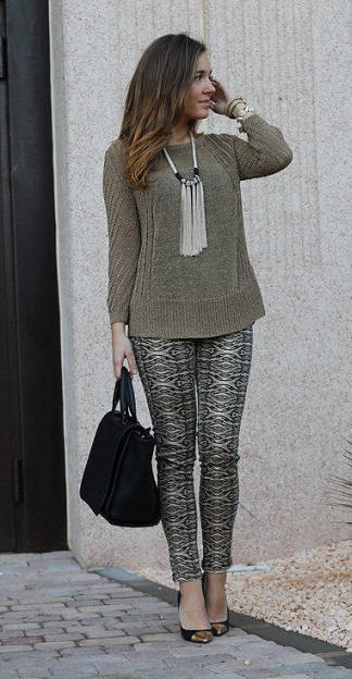 Looks casuales con pantalones, muy modernos