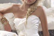 Peinados románticos para novias