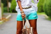 Looks casuales y elegantes con shorts