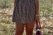 Vestidos elegantes y casuales para gorditas de moda 2013
