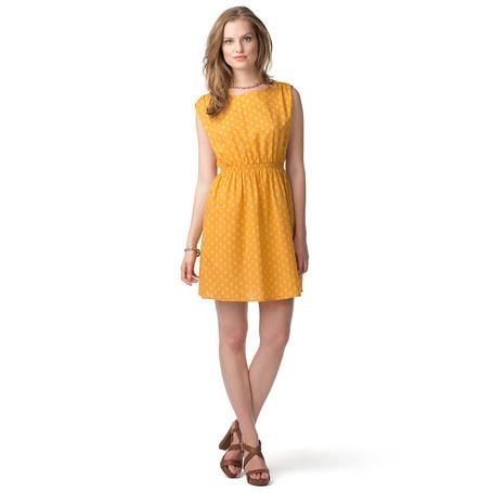 Vestidos simples y frescos de verano