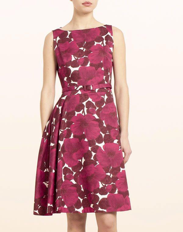 806832416de Modelos de vestidos floreados para senoras – Vestidos hermosos y de ...