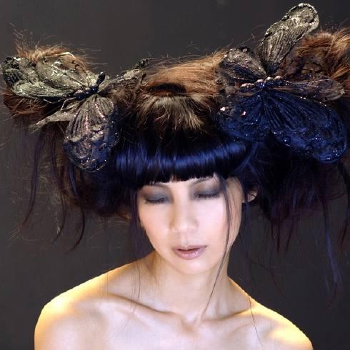 peinados de fiesta 2013
