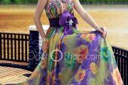 Vestidos largos de diseños hermosos