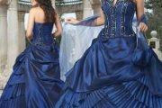 Moda y vestidos para fiestas de 15 años