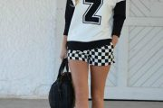 Looks muy elegantes con shorts 2013
