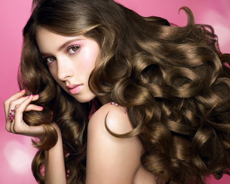cabello hermoso