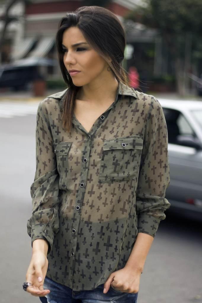 Blusas espectaculares y elegantes