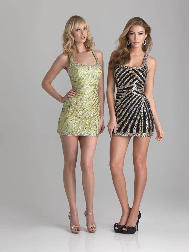vestidos atractivos para ocasiones especiales