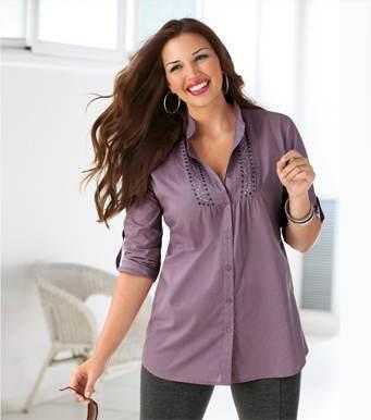 Blusas frescas y casuales de moda 2013