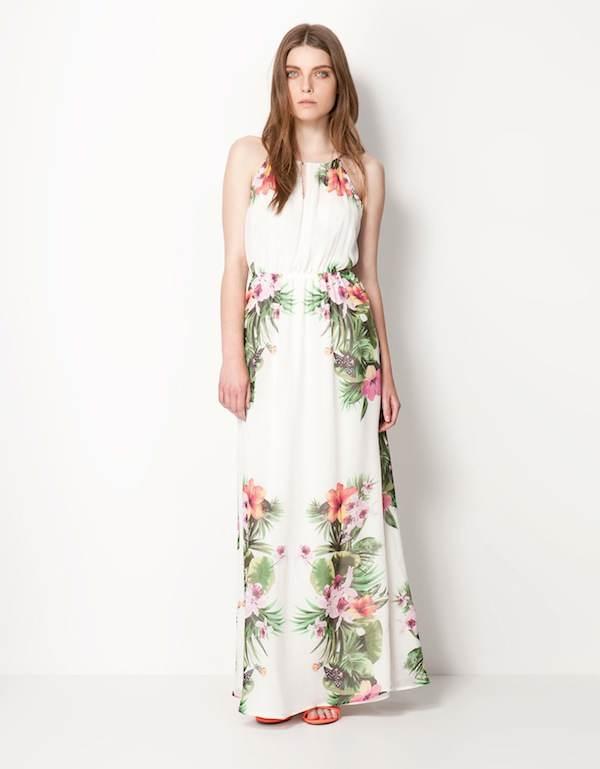 Maxi vestidos, ideales en verano