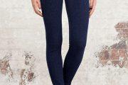Moda mujeres: Pantalones estampados 2013