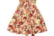 Vestidos floreados para toda ocasión