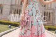Vestidos largos para los días de verano