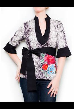 Blusas elegantes que marcan la cintura