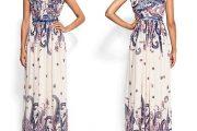 Elegantes y sofisticados vestidos largos para fiestas