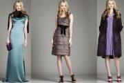 Hermosos vestidos de gala moda otoño/invierno 2013