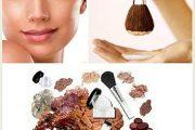 Apuesta por el maquillaje mineral para novias