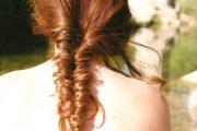 Peinados sencillos para los días de verano