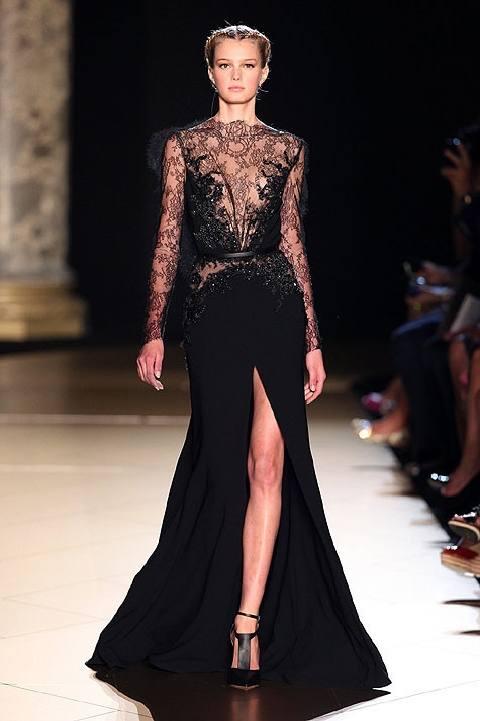vestidos de alta costura