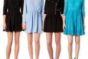 Vestidos de Otoño, moda 2013