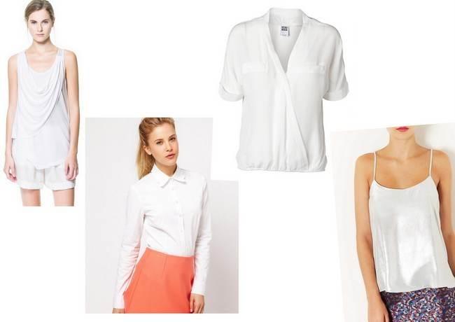 Camiseta blanca: Un clásico que nunca falla