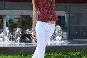 Corset con jean: Lleva esta combinación con estilo