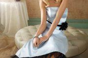 Vestidos cortos, diseños modernos 2013