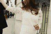 ¡Una novia a croché!: vestidos de novia 2013