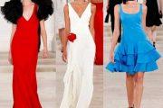 Vestidos de diseñador para el verano 2013