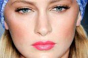 Tendencias de maquillaje: ¡rosa brillante!