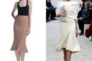 Faldas largas: Modelos básicos que debes tener en tu guardarropa