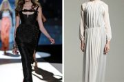 Trajes largos o maxi vestidos 2013 para fiestas