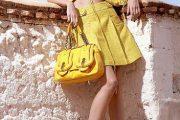 Amarillo, ¡uno de los colores de moda para el verano 2013!