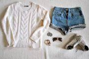 Looks casuales y de moda para chicas jóvenes