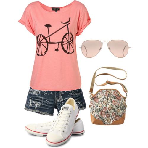 Looks casuales y de moda para chicas ju00f3venes | AquiModa.com