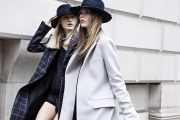 Tendencias de maxi abrigos otoño 2014