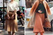 Nueva tendencia de moda: La falda midi
