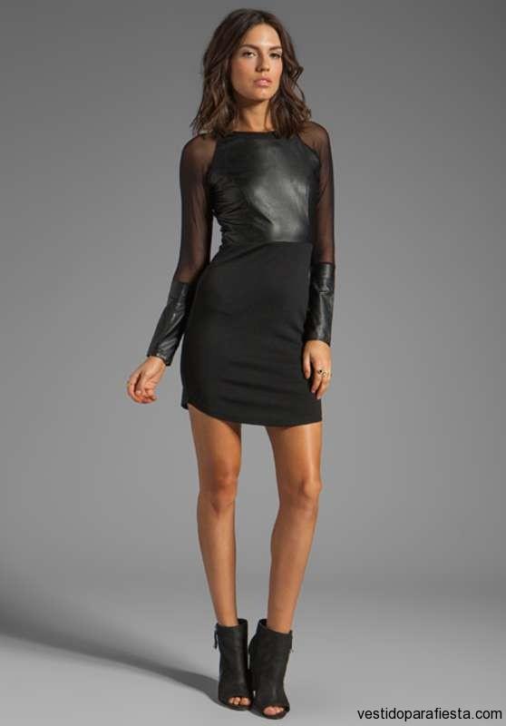 vestidos ajustados al cuerpo cortos sencillos