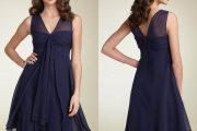 Hermosos modelos de vestidos de cóctel 2013