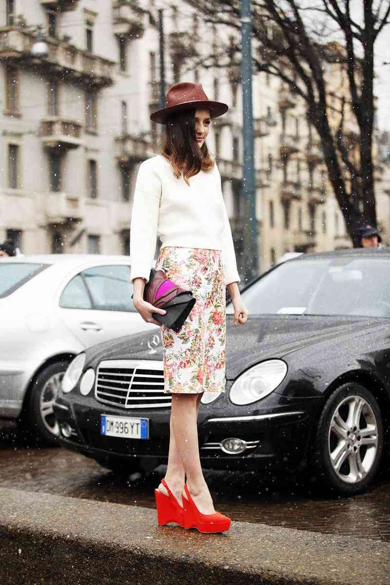 Outfits de moda: primavera por siempre