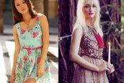 Vestidos de verano que marcan tendencia en el 2013: ¡Luce fresca y bella!