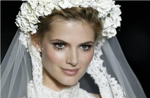 Tocados de novias maravillosos para tu gran día