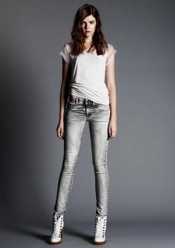 Pantalones vaqueros para mujer otoño 2013