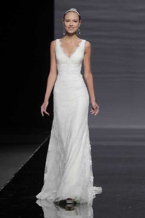 Vestidos de novia de Rosa Clará colección nupcial primavera verano 2014