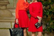 Un otoño al rojo vivo: Moda otoño/invierno 2013