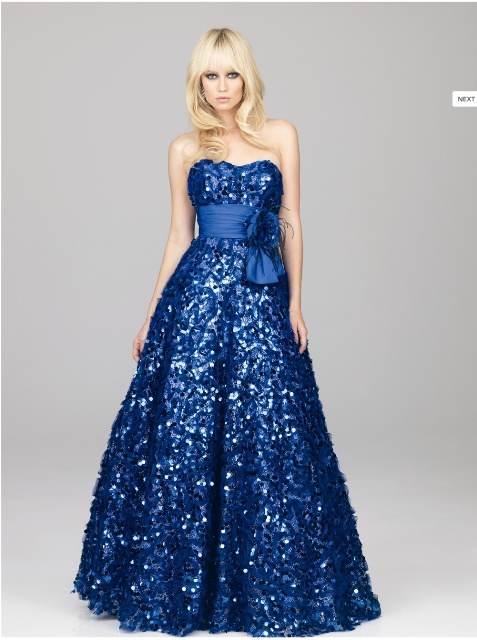 Los vestidos mas modernos