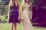 Vestidos de fiesta 2014 de Erin Fetherston para boda en primavera