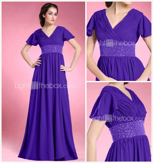 Perfecto Vestido De Fiesta Para Mujer Embarazada Foto - Ideas para ...