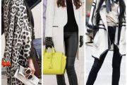 Vestidos y looks de alto contraste impacta en blanco & negro